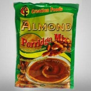 Creation Food Almond Porridge Mix