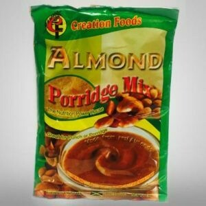 Creation Food Almond Porridge Mix