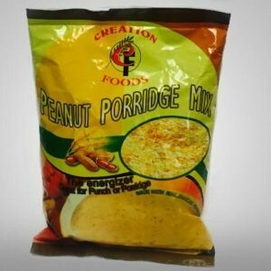 Creation Food Peanut Porridge Mix