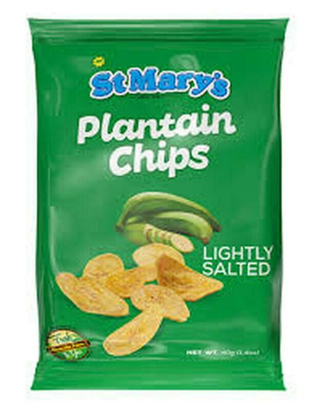 st mary plantain chips