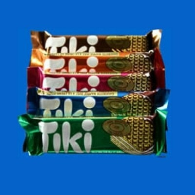 tiki chocolate bar