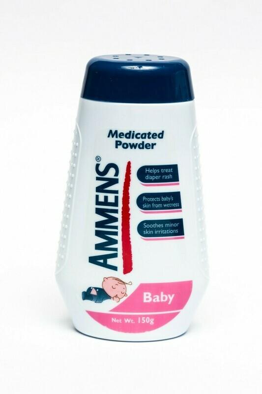 Ammens medicate baby powder 150g