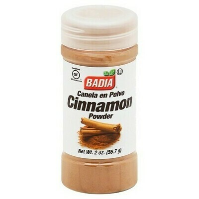 Badia Cinnamon Powder 56.7g