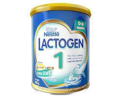 Lactogen 1 Gentle Start Infant Formula Powder 900g