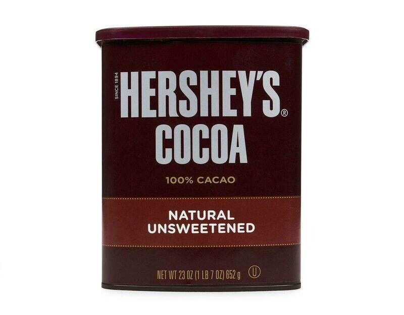 Hershey's Natural Unsweetened Cocoa 23oz