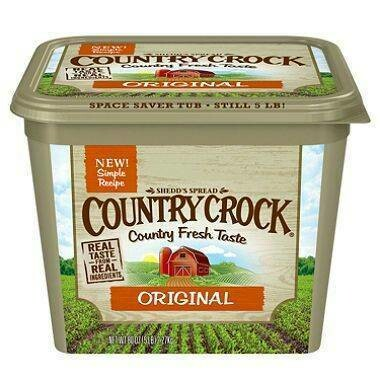 Country Crock Margarine Original 5lb