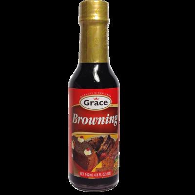 Grace Food Browning 6 Bottles 5oz