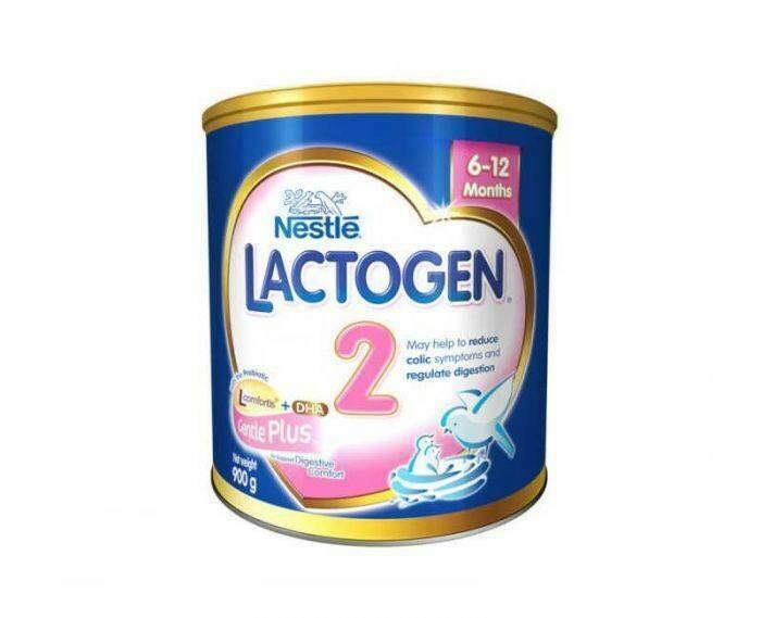 Lactogen 2 Follow Up Formula Powder 900g
