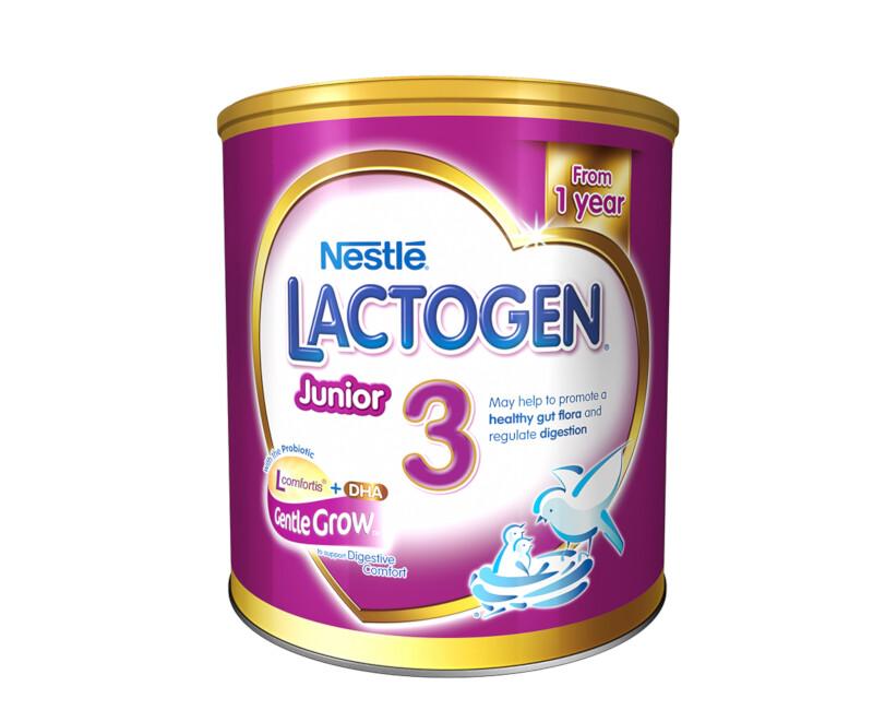 Lactogen 3 Junior Gentle Grow Growing Up Milk For Toddlers 800g