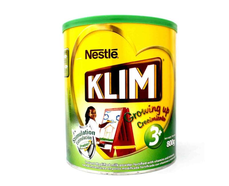 klim Prebio 3-5 Years Old Growing Up Milk 800g