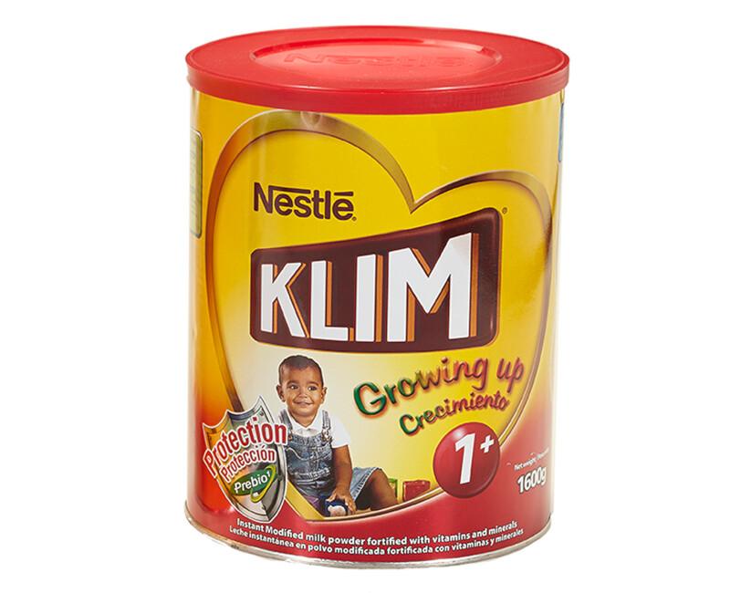 Klim Prebio 1-3 Years Old Growing Up Milk 1-6kg