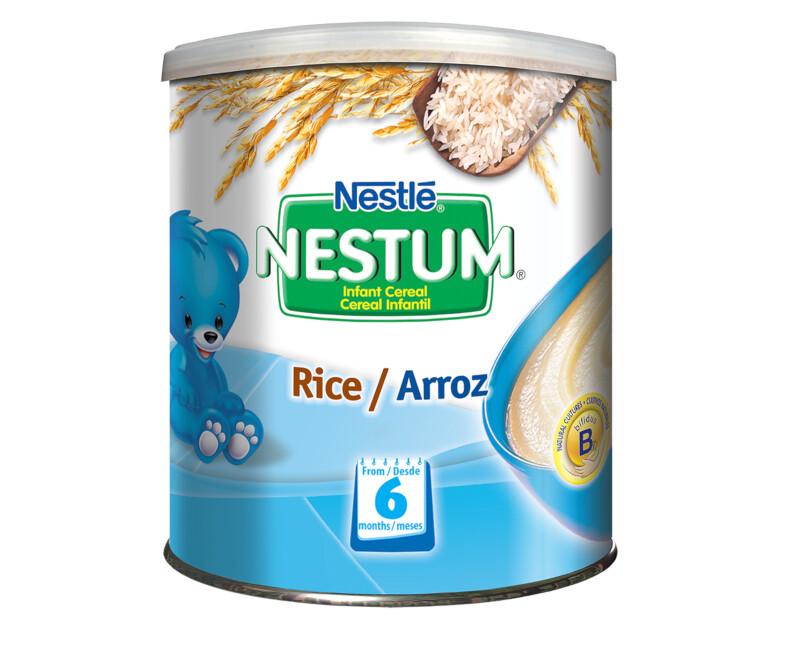 Nestum Bifidus bl Infant Cereal Stage 1 From 6 Months Rice 270g