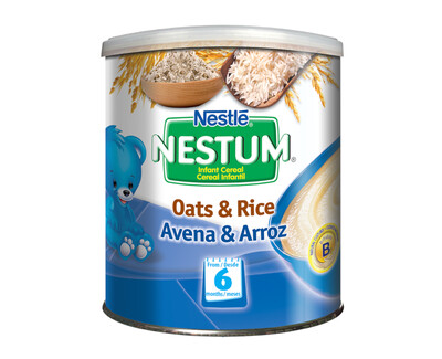 Nestum Bifidus bl Infant Cereal Stage 1 From 6 Months Oats 270g