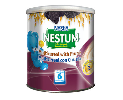 Nestum Bifidus bl Infant Cereal Stage 2 From 6 Months Oat And Prune 270g