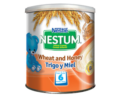 Nestum Bifidus BL Infant Cereal Stage 2 From 6 Months Wheat and Honey 270g