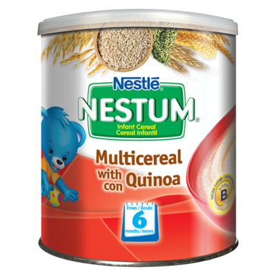 NESTUM BIFIDUS BL Infant Cereal Stage 3 (From 6 months) Iron and Quinoa 270g