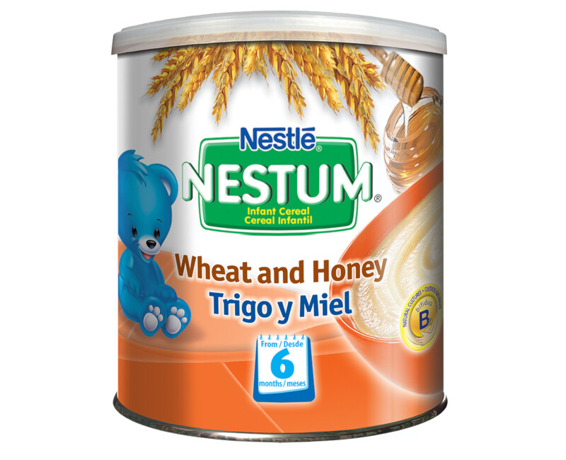 Nestum Bifidus BL Infant Cereal Stage 2 From 6 Months Wheat and Honey 730g