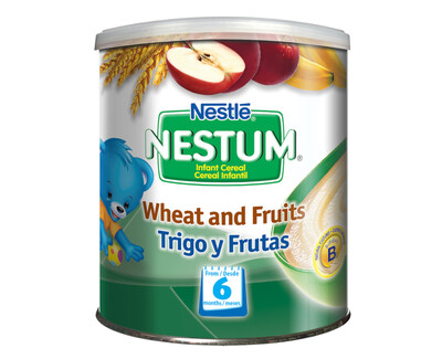 Nestum Bifidus BL Infant Cereal Stage 3 From 8 Months Wheat and Fruits 270g