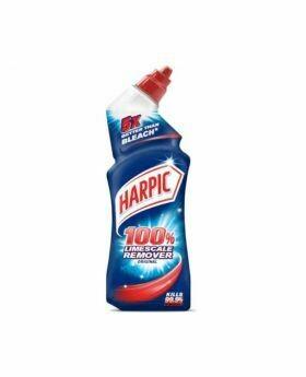 Harpic 100 limescale remove original 750ml