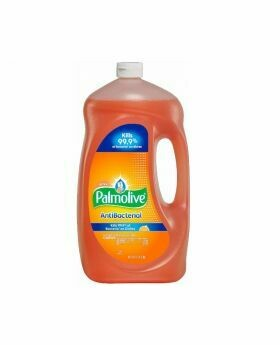 Palmolive antibacterial dish washing liquid 120oz
