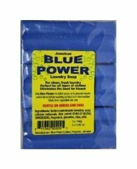 Blue power detergent 130g 18 pack