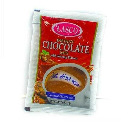 Lasco nutmeg drink mix 20 packs 28g