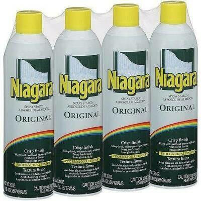 Niagara spray starch 4 20oz