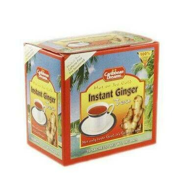 Caribbean Dreams Ginger Tea 10