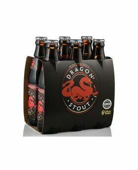 Dragon Stout 6 Pack
