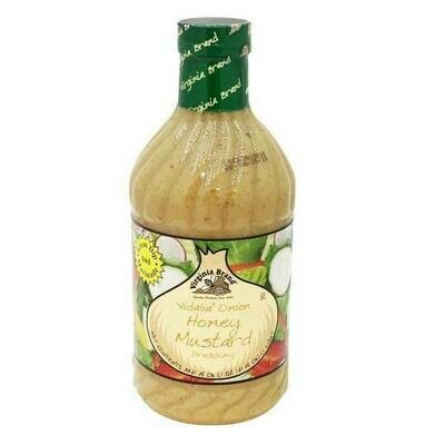 Virgina Brand Vidalia Onion Honey Mustard