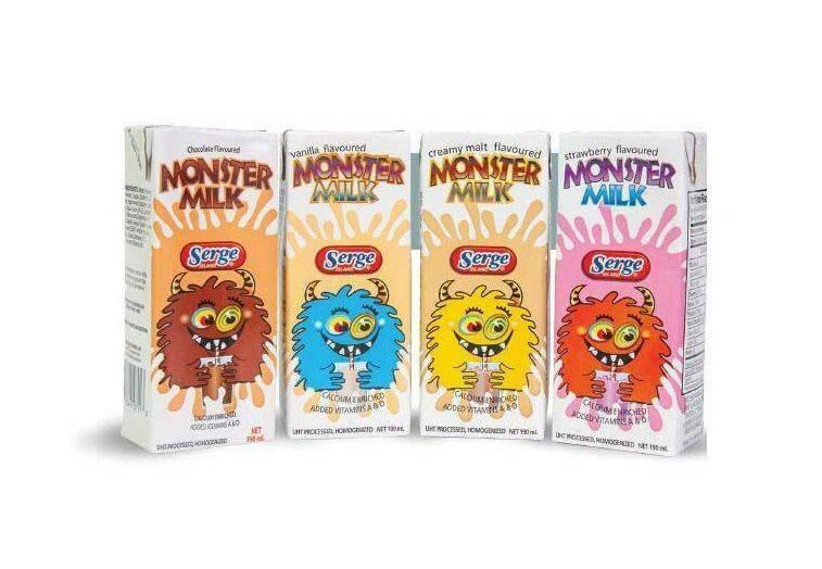 Serge Island Monster Milk 200ml