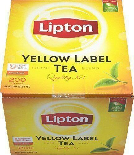 Lipton Yellow Label 200 count