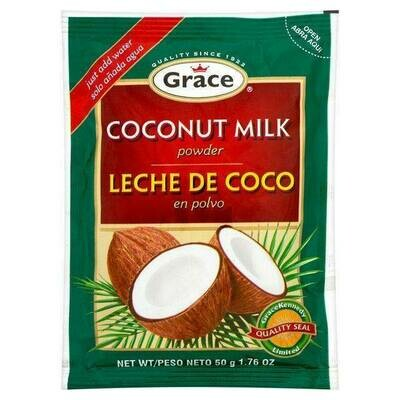Grace 50g Coconut Milk Powder  12 Pack