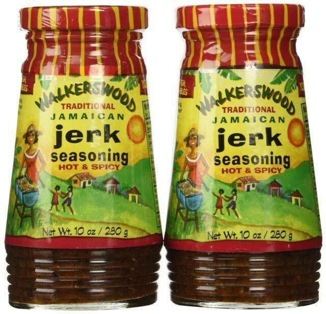Walkerswood Jerk Seasoning  2 Pack