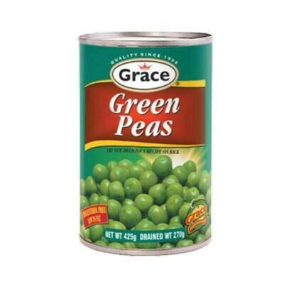 Grace Green Peas 6pk x425g