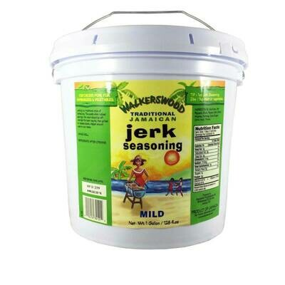 Walkerswood Jerk Seasoning 1 Gallon