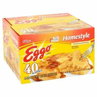 Eggo Waffles 40 count