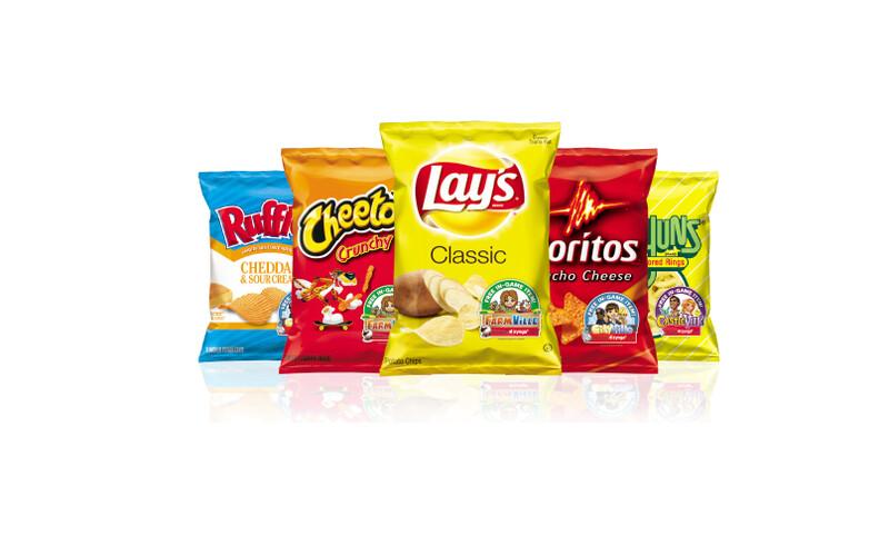 Frito Lay Snack 12pk x55g