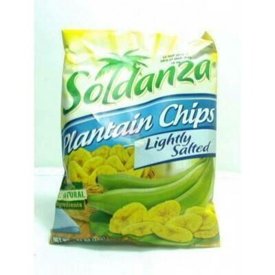 Soldanza Assorted Chips 12pk x42g