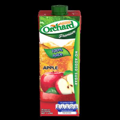 Orchard 100% Apple Juice 1L