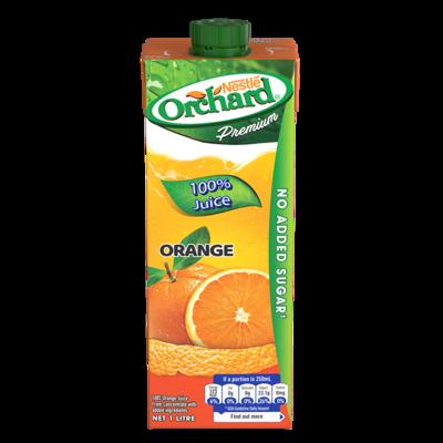 Orchard 100% Orange Juice 1L