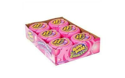 Hubba Bubba Tape Original 12 Count