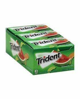 Trident Watermelon Twist 14 Stick 15 Count