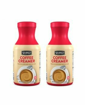 Members  Selection  Non Dairy Cream 2 Pack 35-3oz