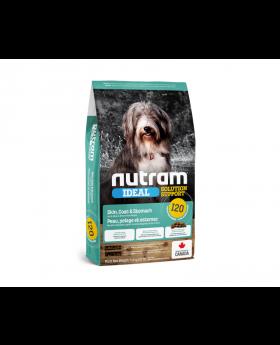 I20 Nutram Ideal Solution Support Sensitive Skin Coat Stomach Natural Dog Food