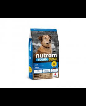 S6 Nutram 2kg Sound Balanced Wellness Adult Natural Dog Food