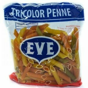 Eve Macaroni Tricolor Penne 200G