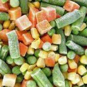 Frozen Mix Vegetable  Per Kg