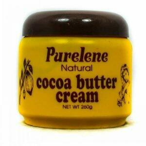 Purelene Natural Cocoa Butter Cream 260G
