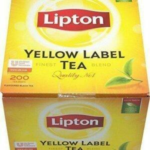 Lipton Yellow Label Tea 200 Count